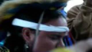 Pawnee Tribe Drummers - Taos, NM