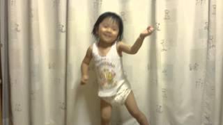Pharrell Williams - Happy(Japanese Dancing Baby)