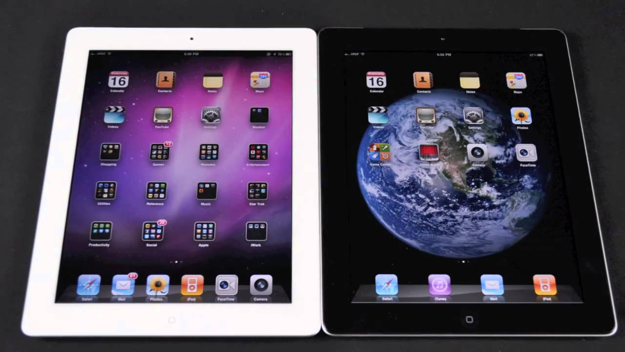 Black Pro S Apple Ipad 2 White Vs Black Pros And Cons