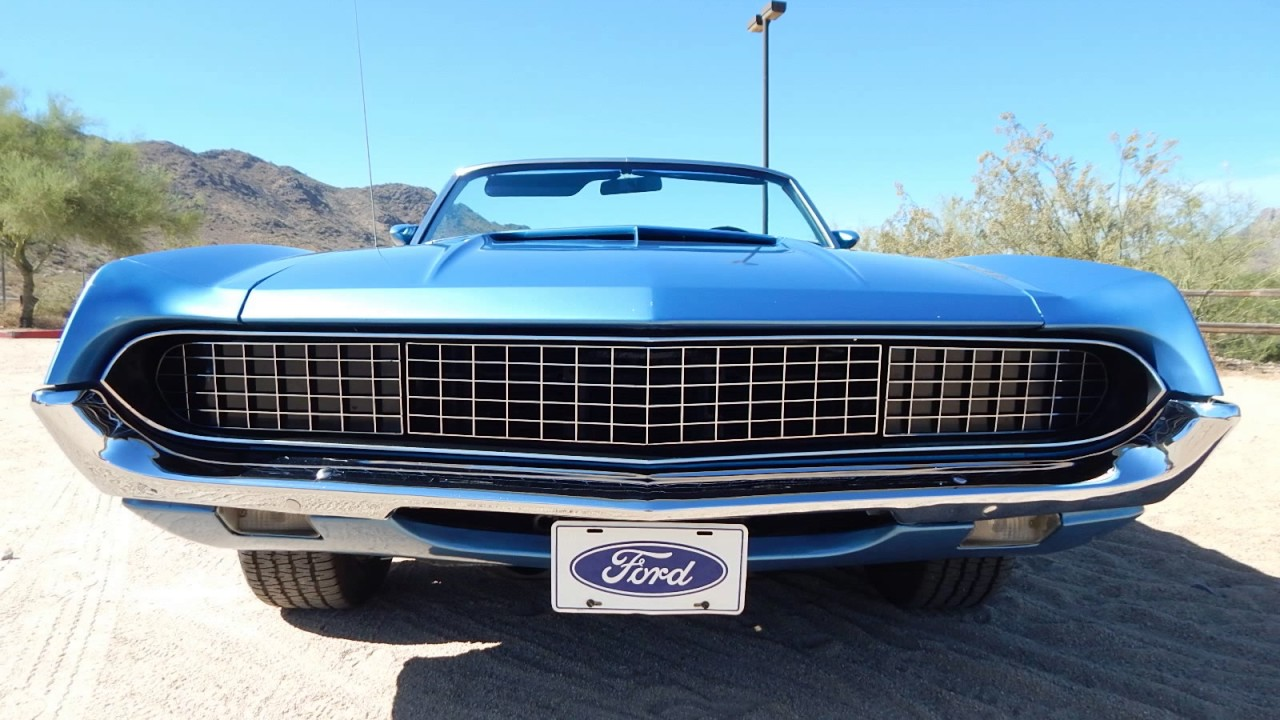 1970 Ford Torino Gt Convertible For