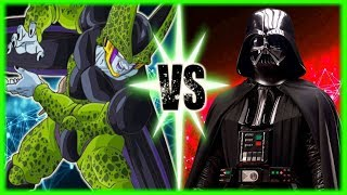 Perfect Cell Vs Darth Vader (Ft.NDLMongoose)