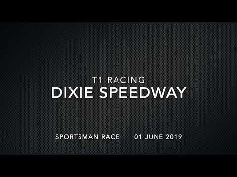 T1 Racing: Dixie Speedway Woodstock, GA 01June2019