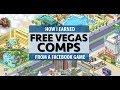 Earn Free Comps Las Vegas | Pop! Slots
