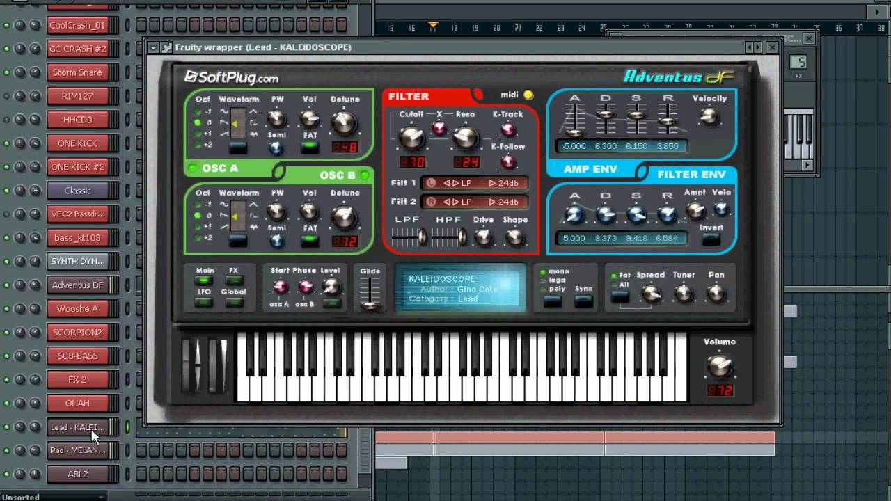 Softplug Adventus VST Free Download