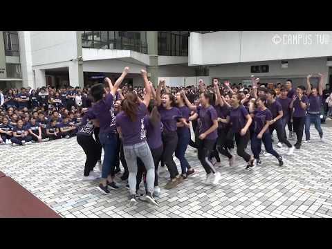 【完整記錄】 Interhall Cheers Competition 2018