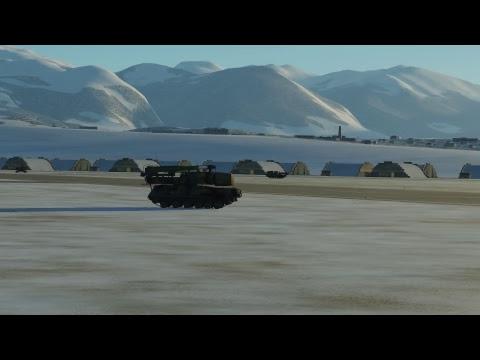 DCS: Missão (falhou) destruir o Admiral Kuznetsov