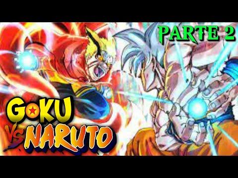 CoSaS qUe PaSaN - (14) Goku Vs Naruto (PARTE 2)