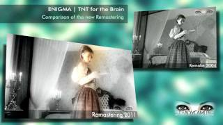 Behind of | Enigma TNT for the Brain - Comparison of Remake