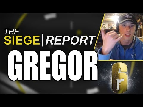 The Siege Report: Gregor - Talking new leaked ops, weapons and changes for season 3