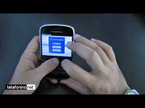 Blackberry Bold 9900 Videoreview Da Telefonino.net
