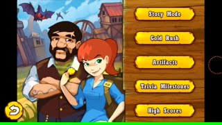California Gold Rush Game Level 1 To 5 walkthrough