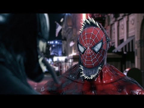 CARNAGE Spider-Man Transformation (I'm Spider-Carnage) VENOM 2018