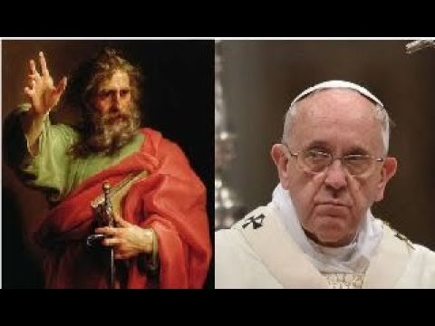 RESISTING FRANCIS: Pope Corrected for Spreading Heresy