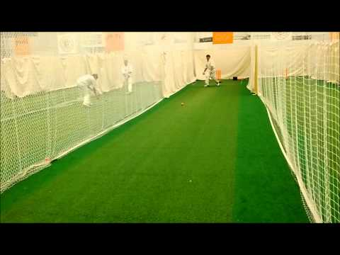 Putney CC Training with Charlotte Edwards at Lords