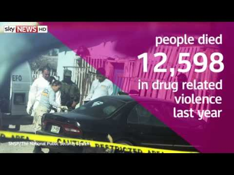 Mexico's Drug War: The Real Cost thumbnail