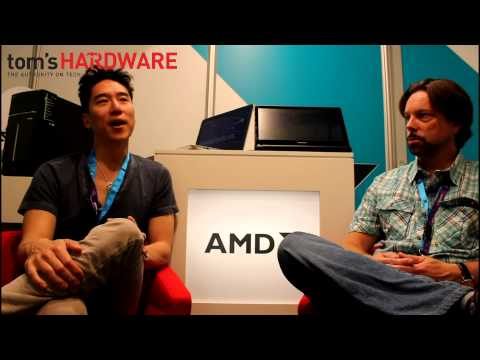 THDE @ Gamescom 2014: Interview with CEO Dennis Fong @ AMD Raptr // Gaming Evolved (English)