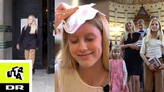 Før konfirmationen: Lilja på 13 år bliver døbt | Ultra