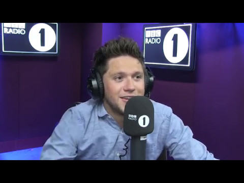 Niall Horan on BBC Radio 1 Breakfast Show...