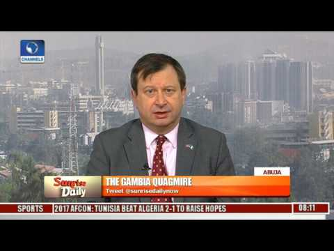Examining The Gambia Quaqmire & Niger Delta Development With Paul Arkwright Pt 1