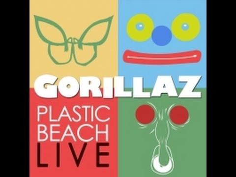 Gorillaz - Plastic Beach Live Album (CD1)