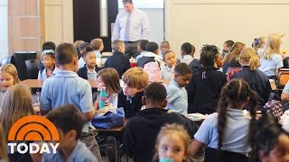 Inside The School Hoping To End Self-Segregation In Alabama County | TODAY