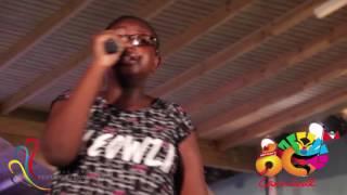 (2016 ECAB Jr. Groovy Soca Eliminations) Singing Jah-nae -