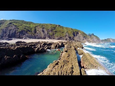 video about Los Pedrales de Ribadesella