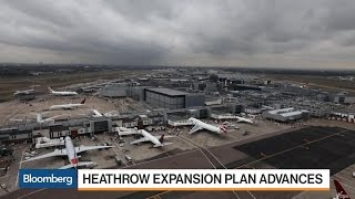 Ryanair CEO: Heathrow Expansion 'Huge Missed Opportunity'