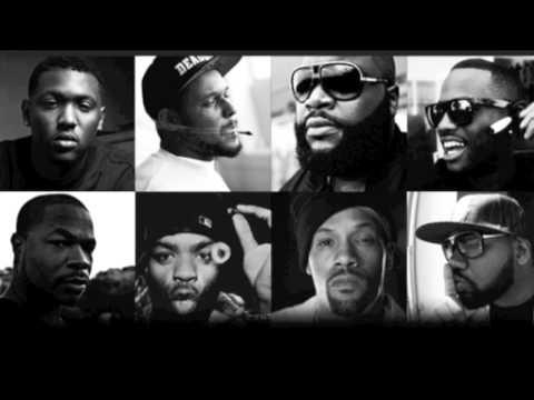 HS87 - Cypher FEAT Schoolboy Q, Xzibit, Casey Veggies, Method Man, Redman & Raekwon