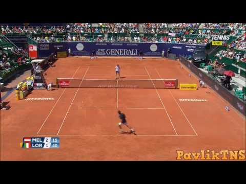 Paolo Lorenzi - Best points and moments 2016