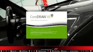 Quitar desbloquear modo visor Corel Draw X7 X8