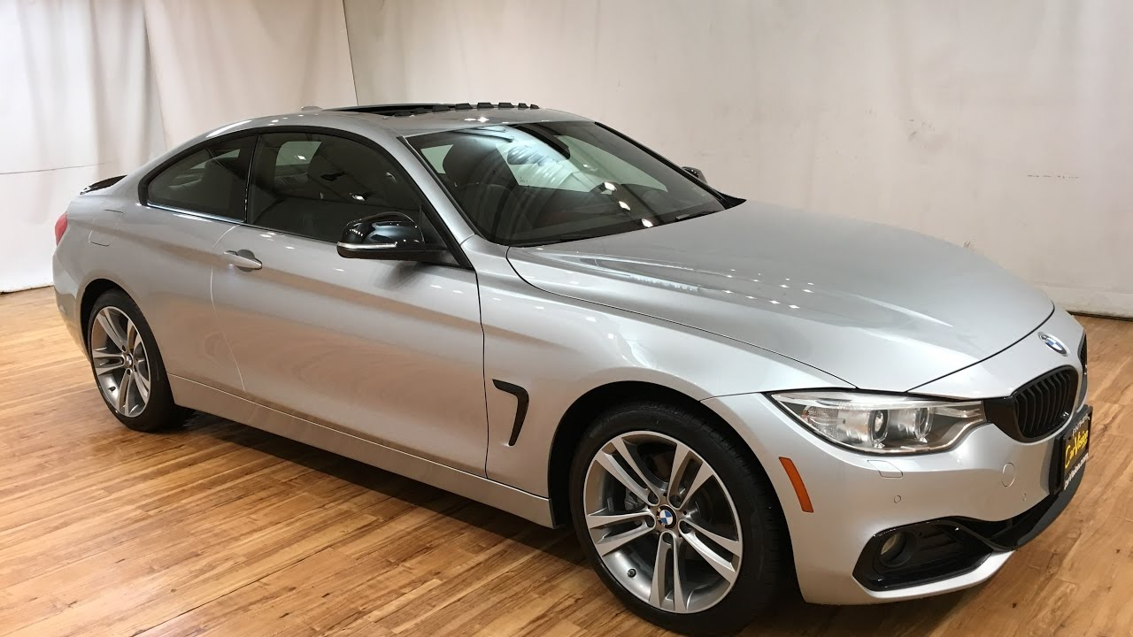 2014 BMW 4 Series 428i XDrive AWD NAVIGATION MOONROOF REAR CAM Carvision