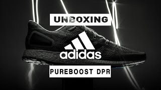 Unboxing the ADIDAS PureBOOST DPR | SportsShoes.com