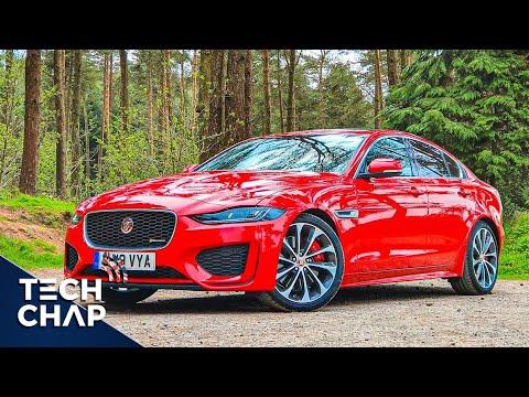 BEST Car Tech - Jaguar XE 2019 (& Photo CHALLENGE)! ? #AD | The Tech Chap