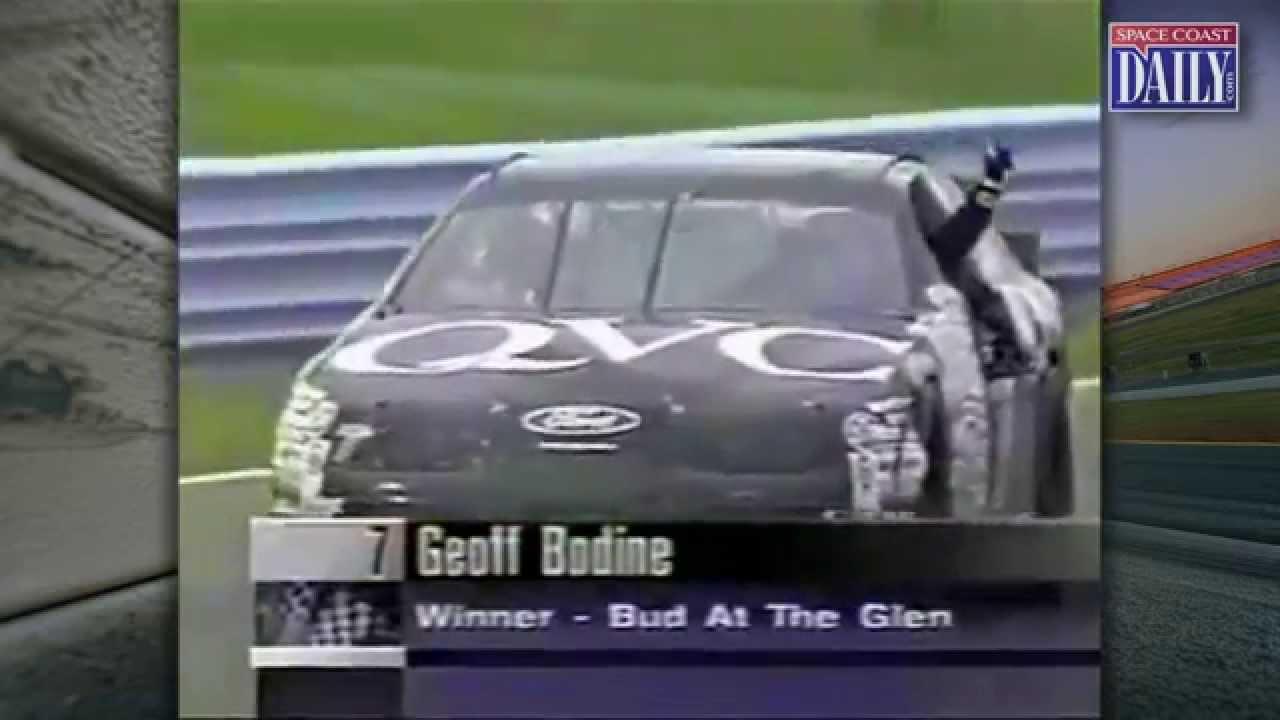 Geoff Bodine Honda >> Video Geoff Bodine Among Nascar S 50 Greatest Drivers