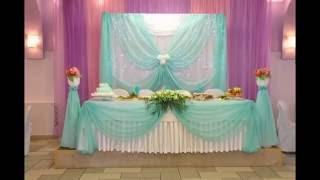 свадебная арка для стола жениха и невесты молодожёнов на прокат в аренду в павлодаре