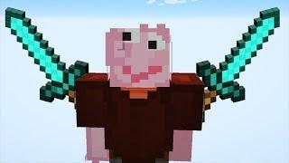Duo Intense Mode Victory Skywars - Minecraft