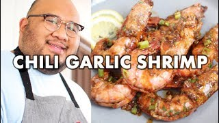 COOKING CHILI GARLIC SHRIMP GAMBAS | RALPH XAVIER.mp3