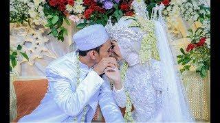 Download lagu BAPER BANGET Kupinang Engkau Dengan BISMILLAH Muslim Cinematic Wedding Mayumi Wedding MP3