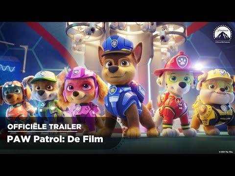 PAW Patrol: De Film - Officiële trailer [Nederlands gesproken]