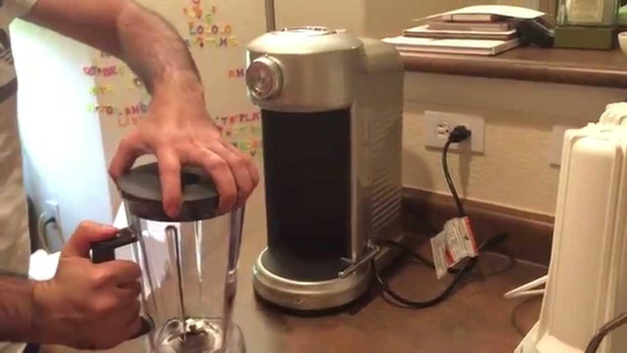 KitchenAid KSB5010 Torrent Magnetic Drive Blender UNBOXING
