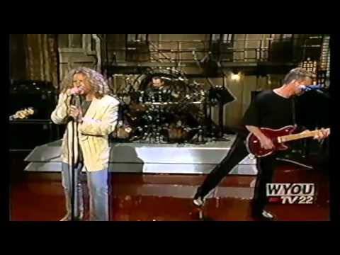 Van Halen - Not Enough (Live Performance On The David Letterman Show 1995) WIDESCREEN 720p