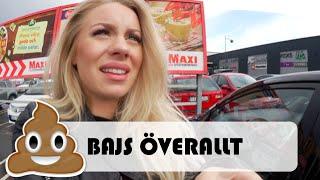 BAJS ÖVERALLT | vlog