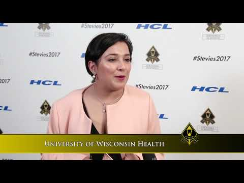 University of Wisconsin Health wins in the 2017 Stevie® Awards for Women in Business