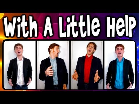 With A Little Help From My Friends (Beatles) - A Cappella Barbershop cover