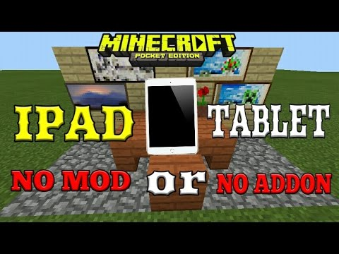 how to get mods on minecraft pe ipad no jailbreak