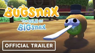Bugsnax: The Isle of Bigsnax - Official Trailer | State of Play