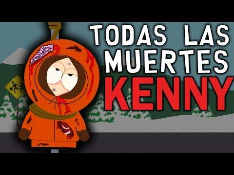 Todas las MUERTES de Kenny l South Park