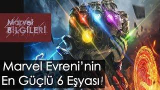 Marvel Evreni'nin En Güçlü 6 Eşyası!