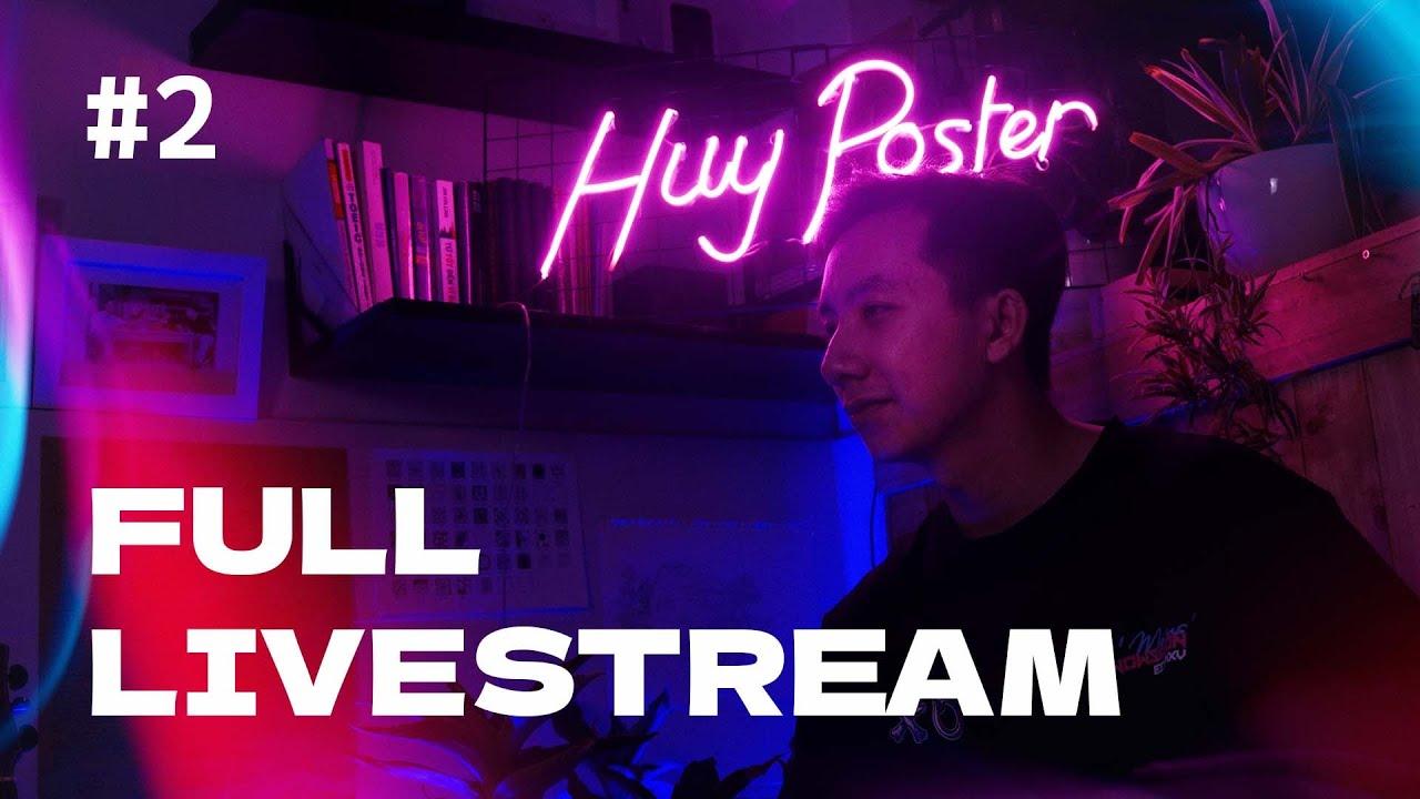 Full Livestream 25/10/2021   Huy Poster